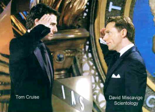 tom cruise and david miscavige